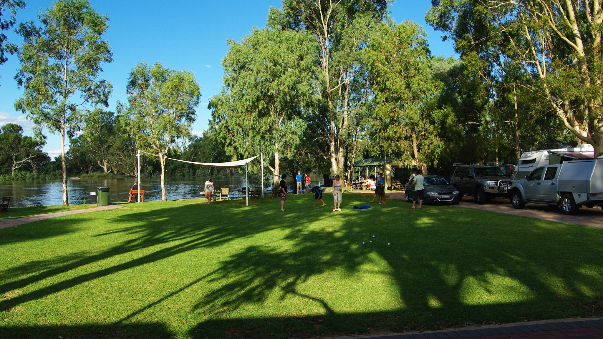 Big4 Blanchetown Riverside Holiday Park - VIC Tourism