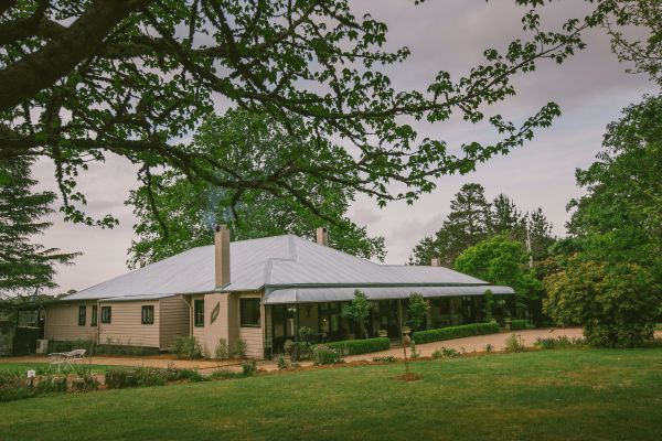 Sylvan Glen Country House - VIC Tourism