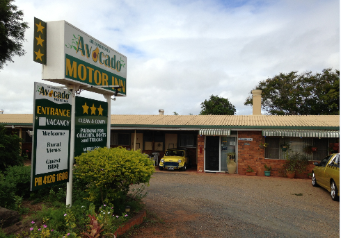 Avocado Motor Inn - VIC Tourism