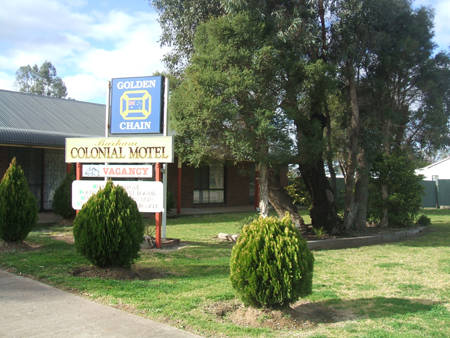 Barham Colonial Motel - VIC Tourism