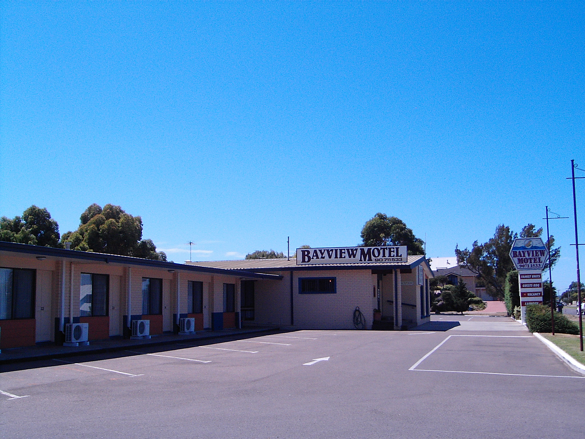 Bayview Motel Esperance - VIC Tourism