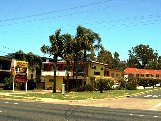 Beach Drive Motel - VIC Tourism