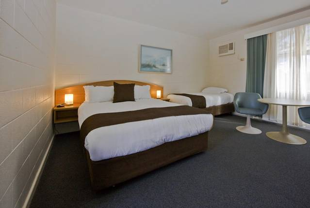 BEST WESTERN Hospitality Inns Geraldton - VIC Tourism