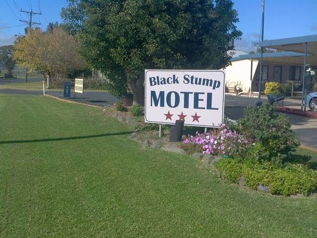 Coolah Black Stump Motel - VIC Tourism