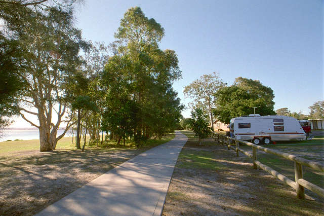 Canton Beach Holiday Park - VIC Tourism