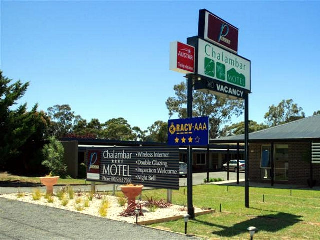 Chalambar Motel - VIC Tourism