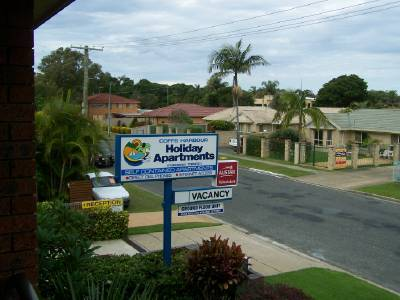 Coffs Harbour Holiday Apartments - VIC Tourism
