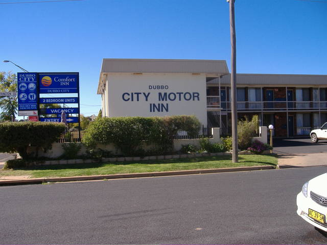 Comfort Inn Dubbo City - VIC Tourism