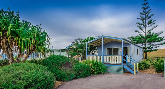 Crescent Head Holiday Park - VIC Tourism