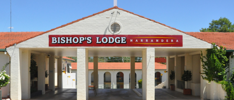 Bishop's Lodge Narrandera - VIC Tourism