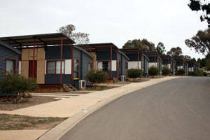 Eaglehawk Holiday Park - VIC Tourism