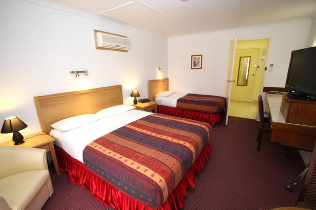 Econo Lodge Statesman Ararat - VIC Tourism