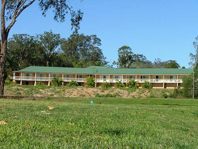 Golf Club Motor Inn Wingham - VIC Tourism