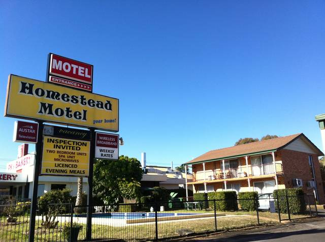 Homestead Motel - VIC Tourism
