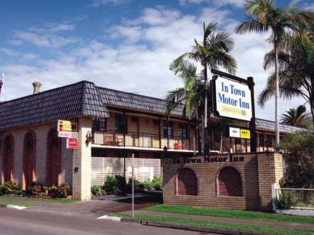 In Town Motor Inn - VIC Tourism