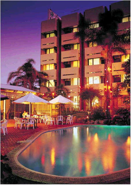 Indian Ocean Hotel - VIC Tourism