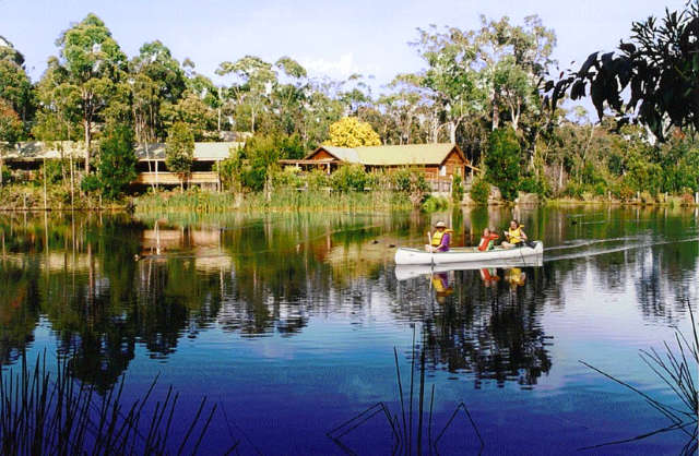 Kianinny Bush Cottages - VIC Tourism