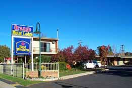 Orange Motor Lodge - VIC Tourism