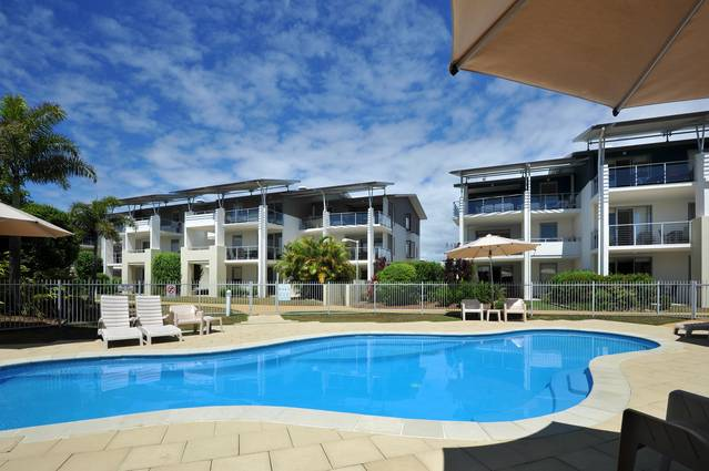 Pacific Marina Apartments - VIC Tourism