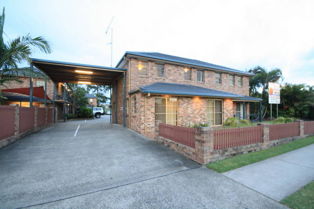 Park Beach Resort Motel - VIC Tourism