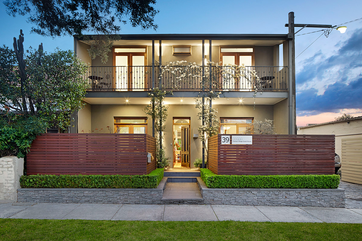 Prahran Village Guest House - VIC Tourism