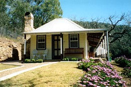 Price Morris Cottage - VIC Tourism