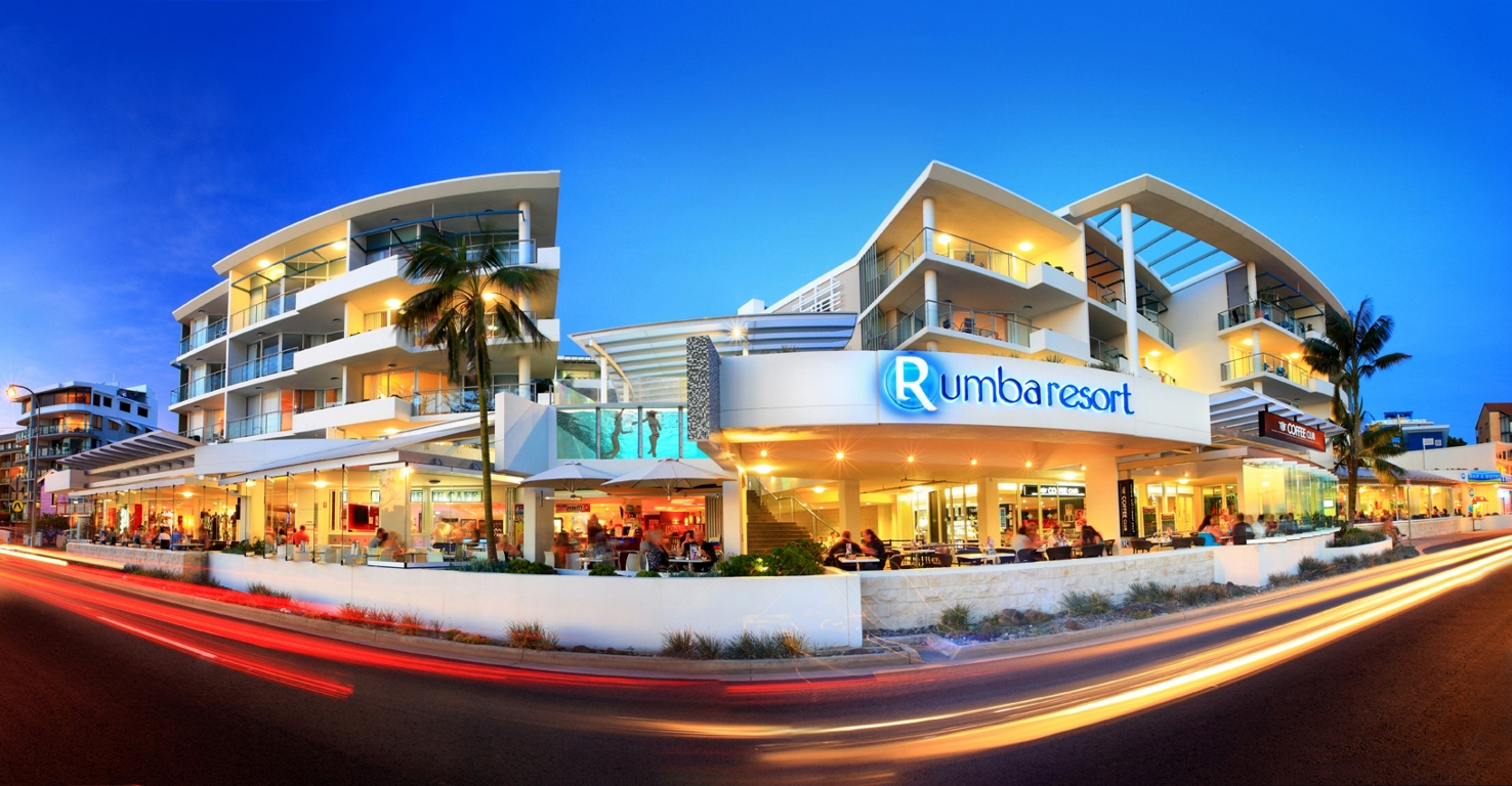 Rumba Beach Resort - VIC Tourism