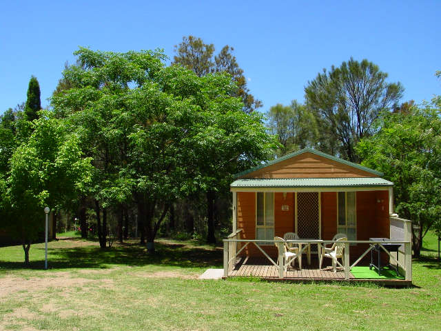 Sandy Hollow Tourist Park - VIC Tourism