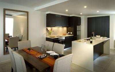 Seatemple Resort  Spa Port Douglas Private Apartments