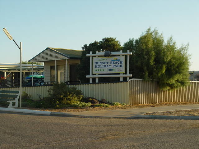 Sunset Beach Holiday Park - VIC Tourism