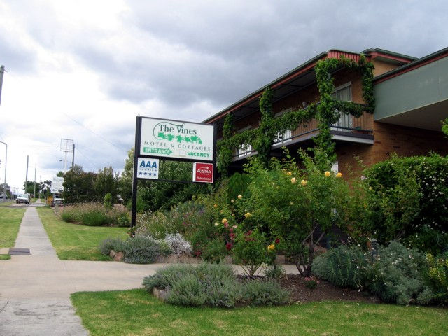 The Vines Motel  Cottages