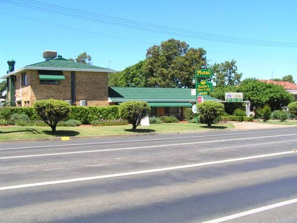 Tommos Motor Lodge - VIC Tourism