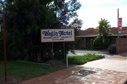 Wagin  Mitchell Motel's - VIC Tourism