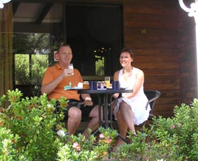Forest Lodge Resort - VIC Tourism
