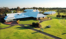 Mercure Sanctuary Golf Resort - VIC Tourism