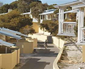 Rottnest Island Authority Holiday Units - Geordie Bay - VIC Tourism