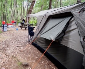 WA Wilderness Catered Camping at Big Brook Arboretum - VIC Tourism