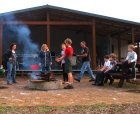WA Wilderness Catered Camping at Yeagarup Hut - VIC Tourism