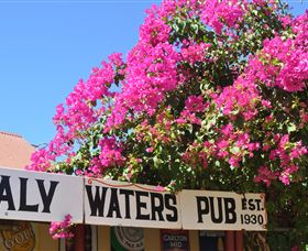 Daly Waters Historic Pub - VIC Tourism
