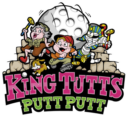 King Tutts Putt Putt - VIC Tourism