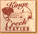 Kings Creek Station - VIC Tourism