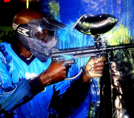 Melbourne Indoor Paintball - VIC Tourism