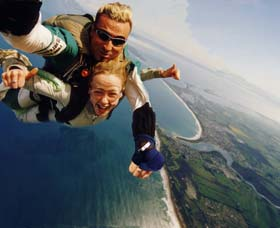 Skydive Melbourne - VIC Tourism