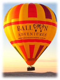 Balloon Adventures Barossa Valley - VIC Tourism