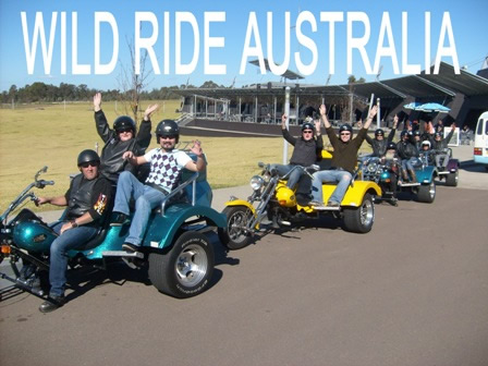 A Wild Ride - VIC Tourism