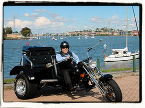 Charter Wheels - VIC Tourism