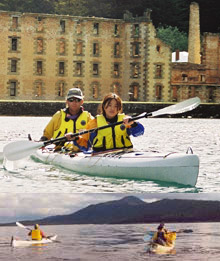 Blackaby's Sea Kayaks and Tours - VIC Tourism