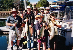 Sea Master Fishing Charters - VIC Tourism
