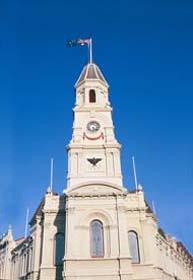 Fremantle Town Hall - VIC Tourism