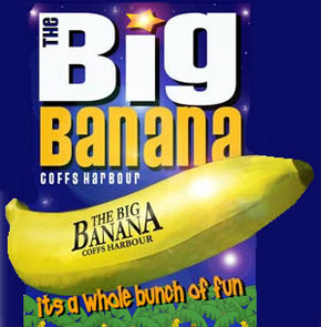 Big Banana - VIC Tourism